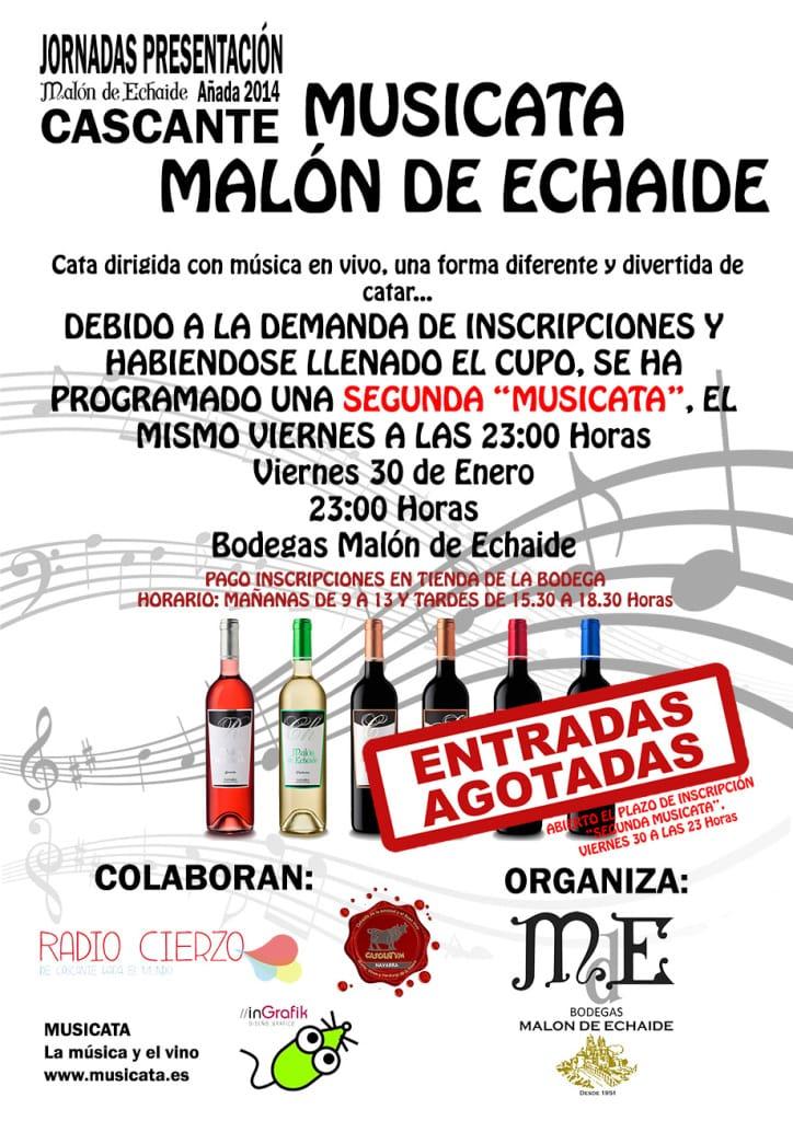 cartel musicata segundo turno web