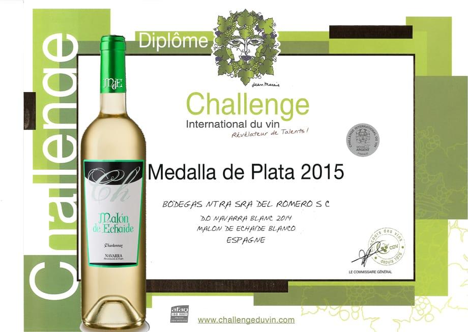 premio malon de echaide 2014 challenge du vin